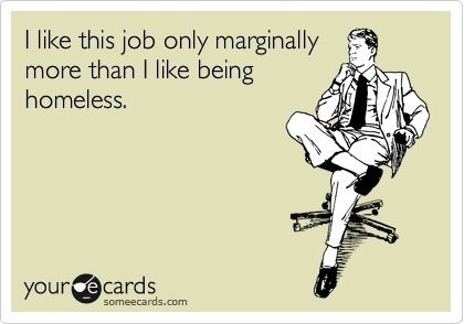Employee Humor Someecard